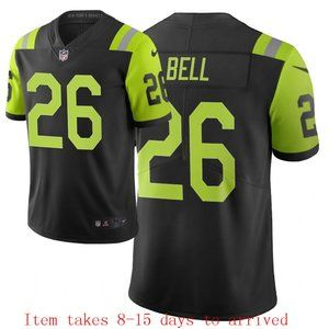 Jets #26 Le'Veon Bell Jersey City Edition